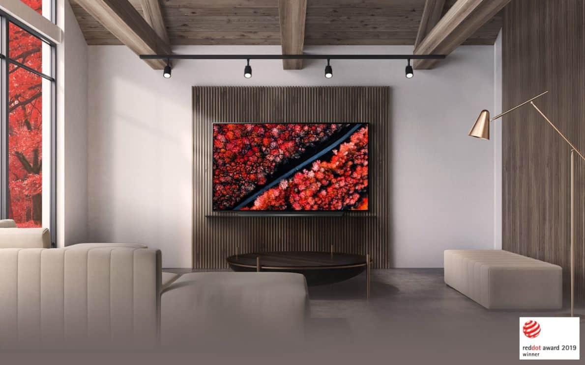 Telewizor LG OLED65C9