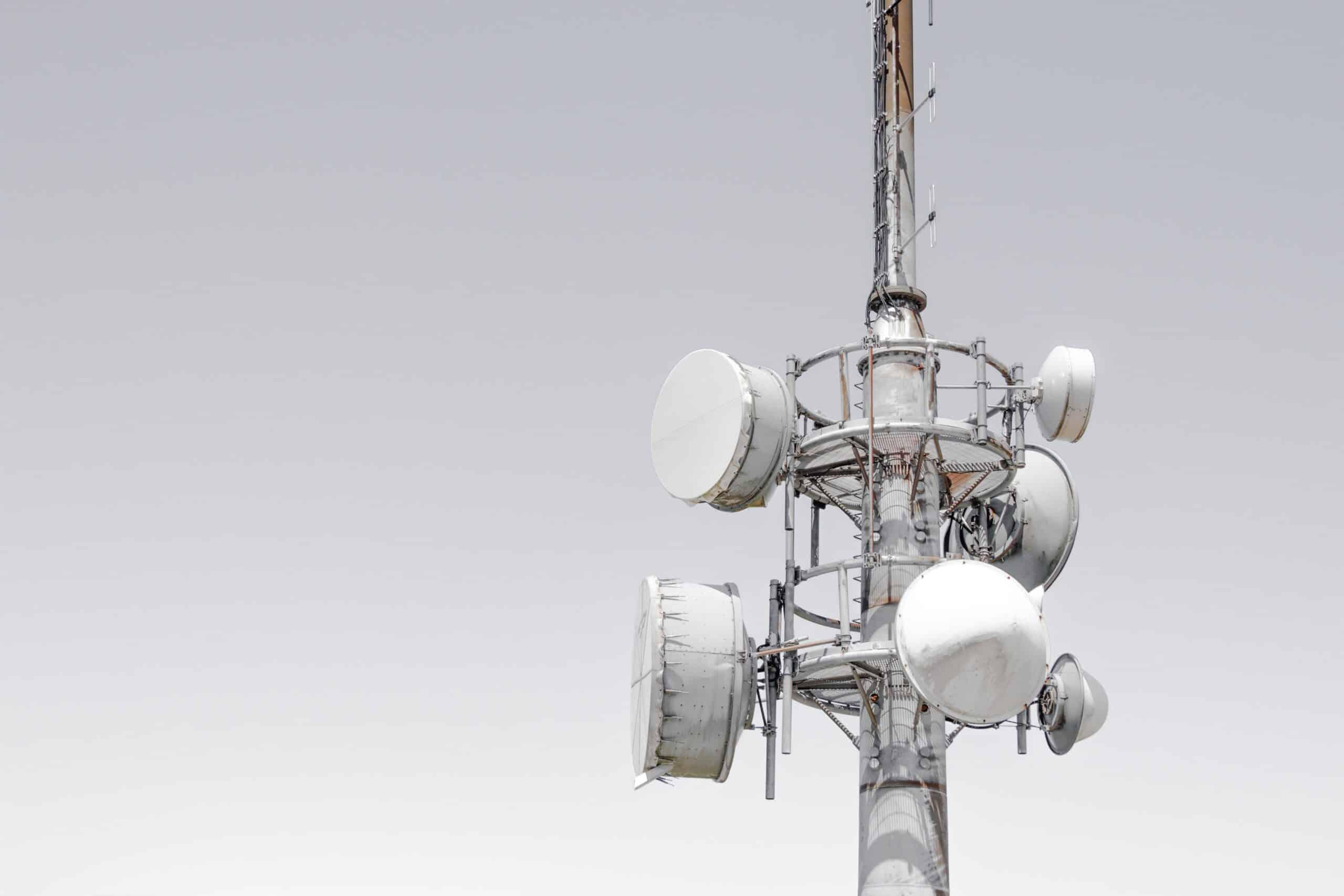 Maszt telekomunikacyjny 5G