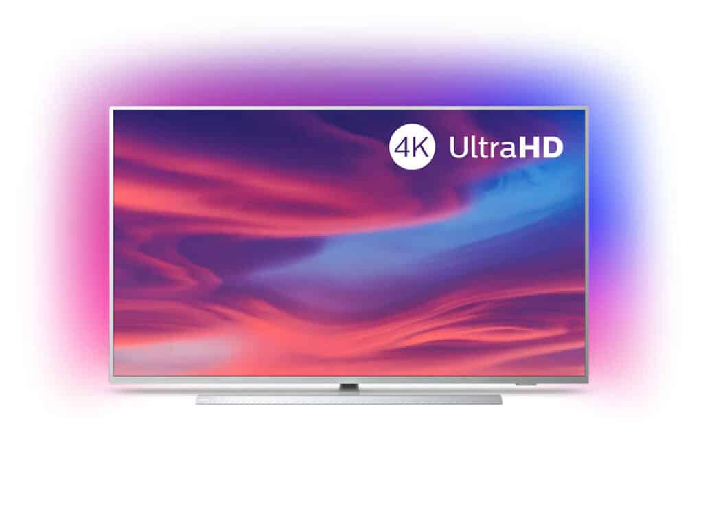 Wygląd telewizora Philips 55PUS7334/12