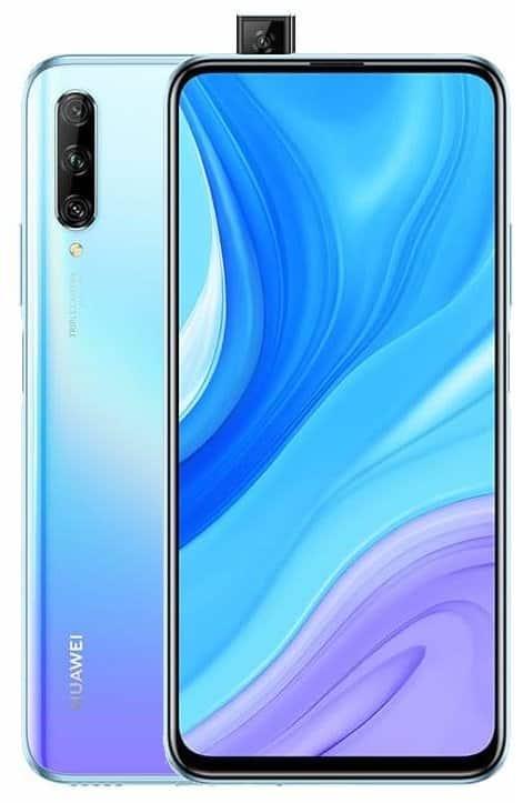Wygląd Huawei P Smart Pro z przodu i z tyłu