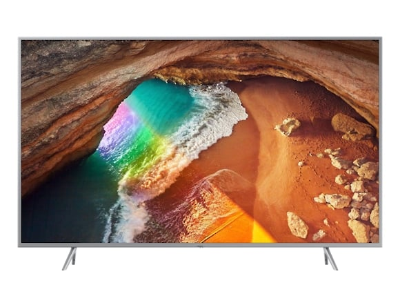 Wygląd telewizora Samsung QE55Q67RAT