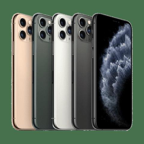 Wszystkie kolory iPhone 11 Pro