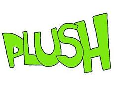 Logo operatora komórkowego Plush