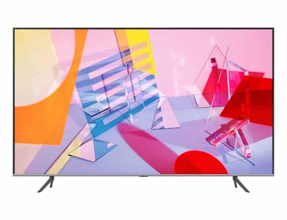 Front telewizora Samsung QE75Q64TAU