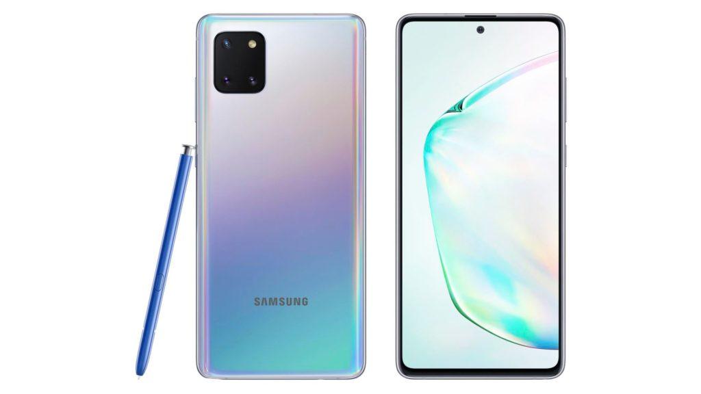 Smartfon Samsung Galaxy Note10 Lite