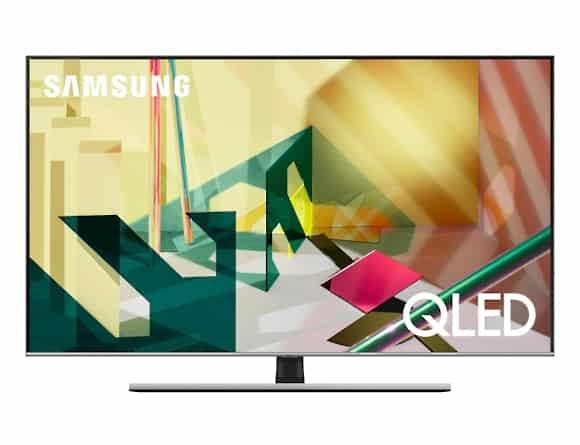 Wygląd telewizora QLED Samsung QE55Q77TAT