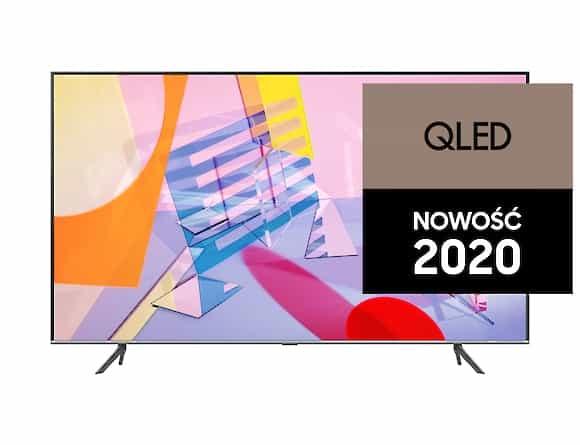 Telewizor Samsung QLED QE55Q67TAU 55 cali