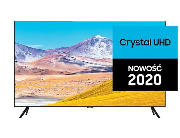 Telewizor Samsung UE55TU8002K 55 cali