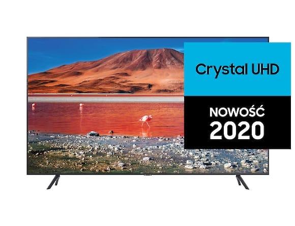Telewizor Samsung UE55TU7102K
