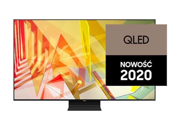 Telewizor Samsung QLED QE55Q90TAT
