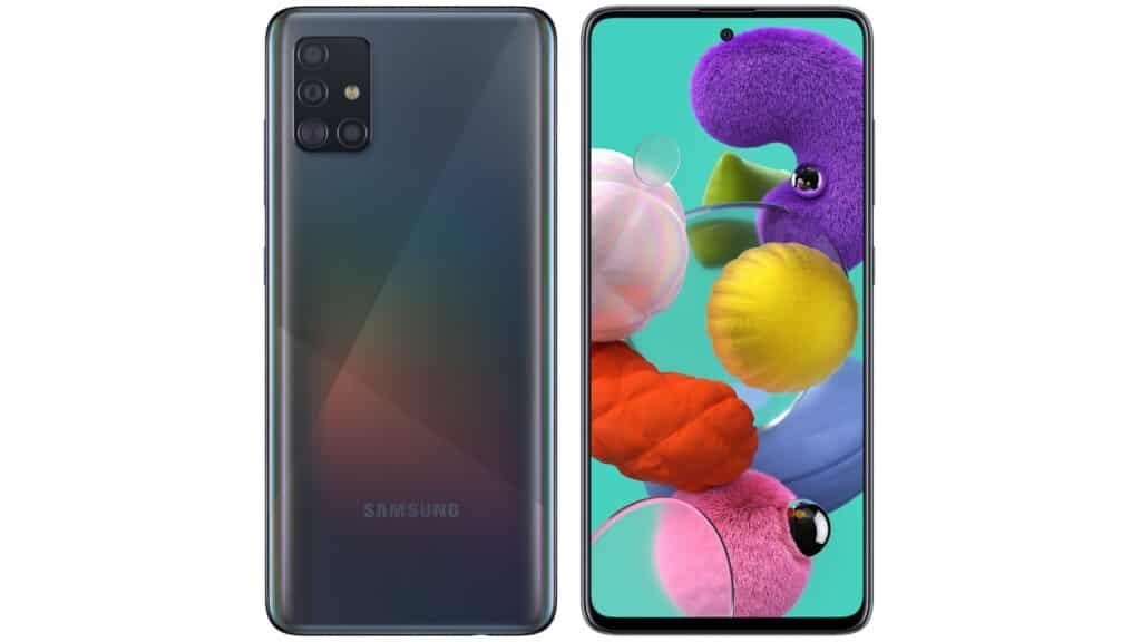 Telefon Samsung Galaxy A51