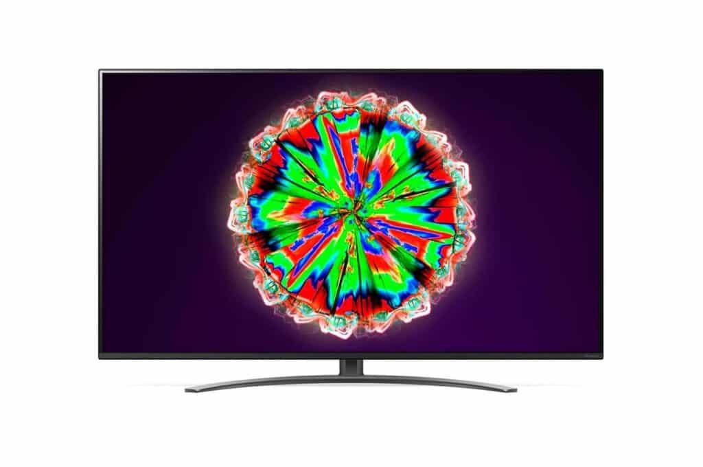 Telewizor LG 65NANO816NA 65 cali