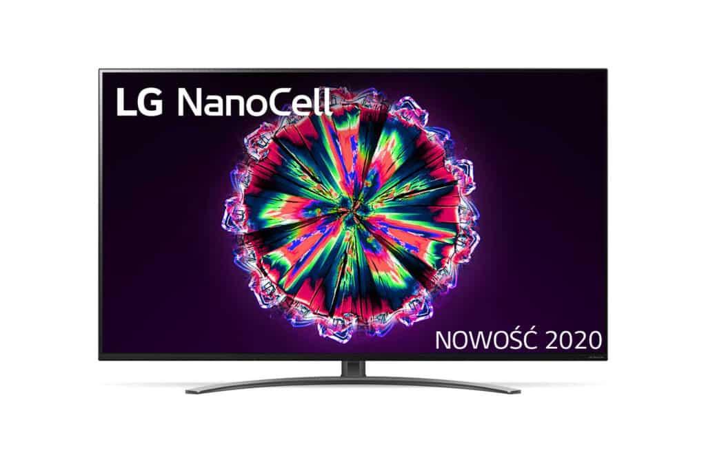 Telewizor LG 65NANO867NA 65 cali
