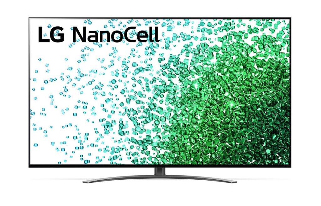 Telewizor LG 65NANO813PA 65 cali