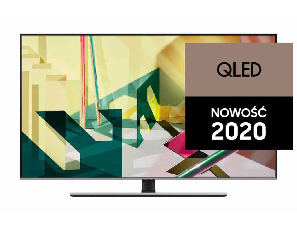 Telewizor Samsung QLED QE65Q74TAT 65 cali