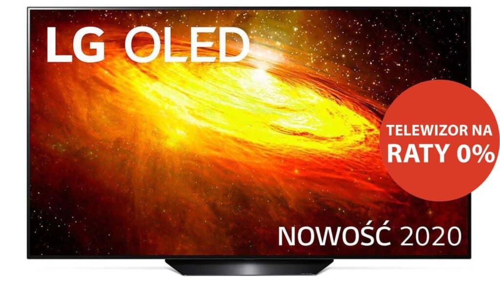 Telewizor LG OLED65BX3LB na raty