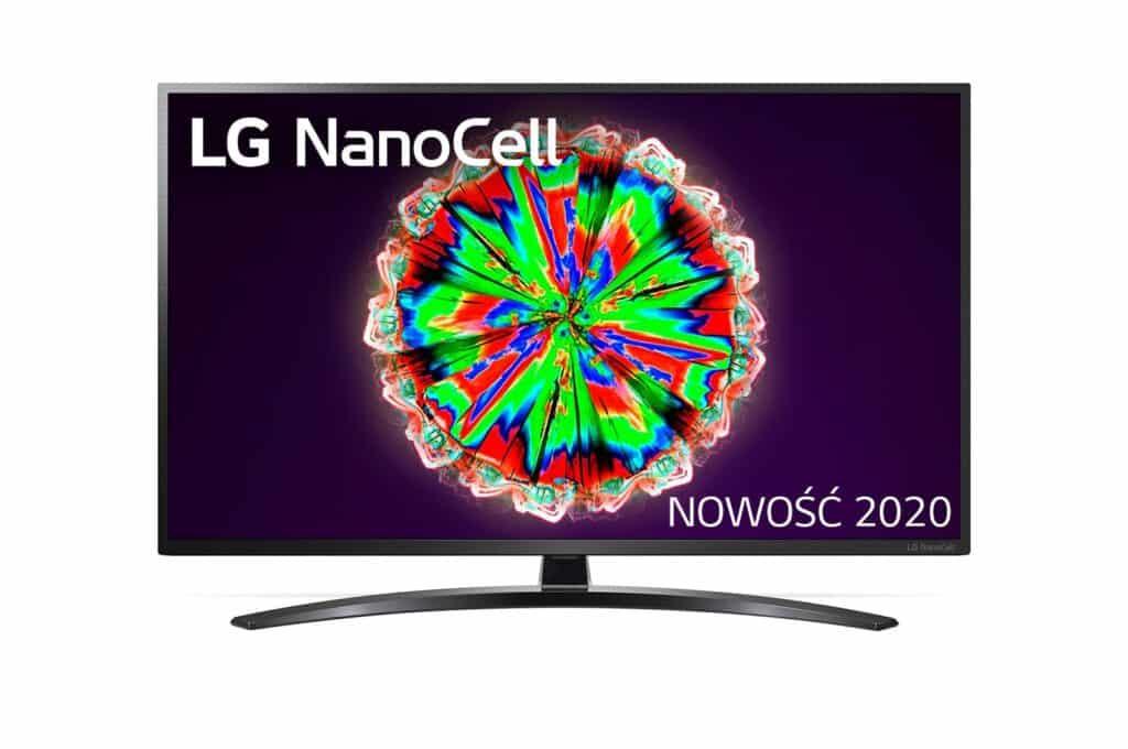 Telewizor 40 cali LG 43NANO793NE Smart TV 4K