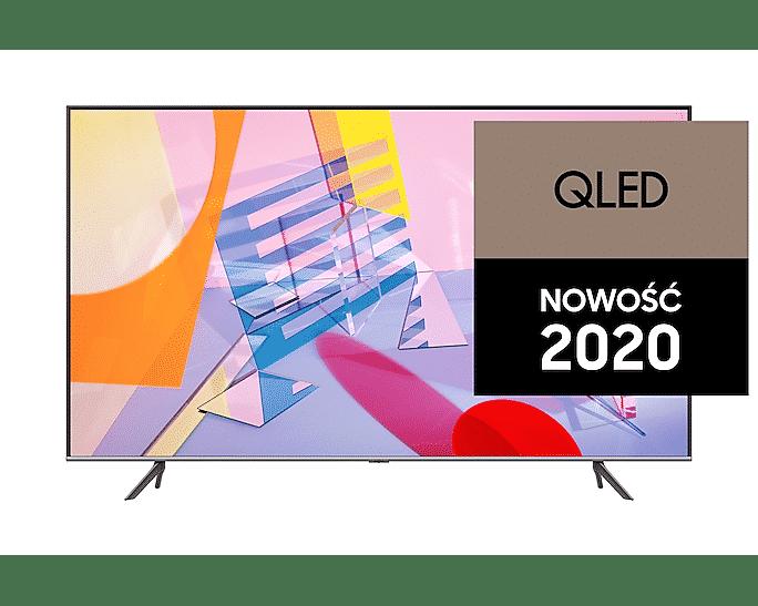Telewizor 40 cali Samsung QLED QE43Q67TAU
