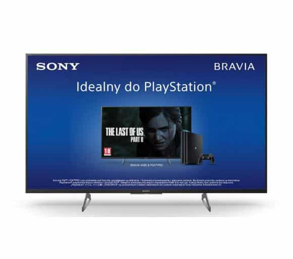Telewizor Sony KD-43XH8505 Smart TV 4K