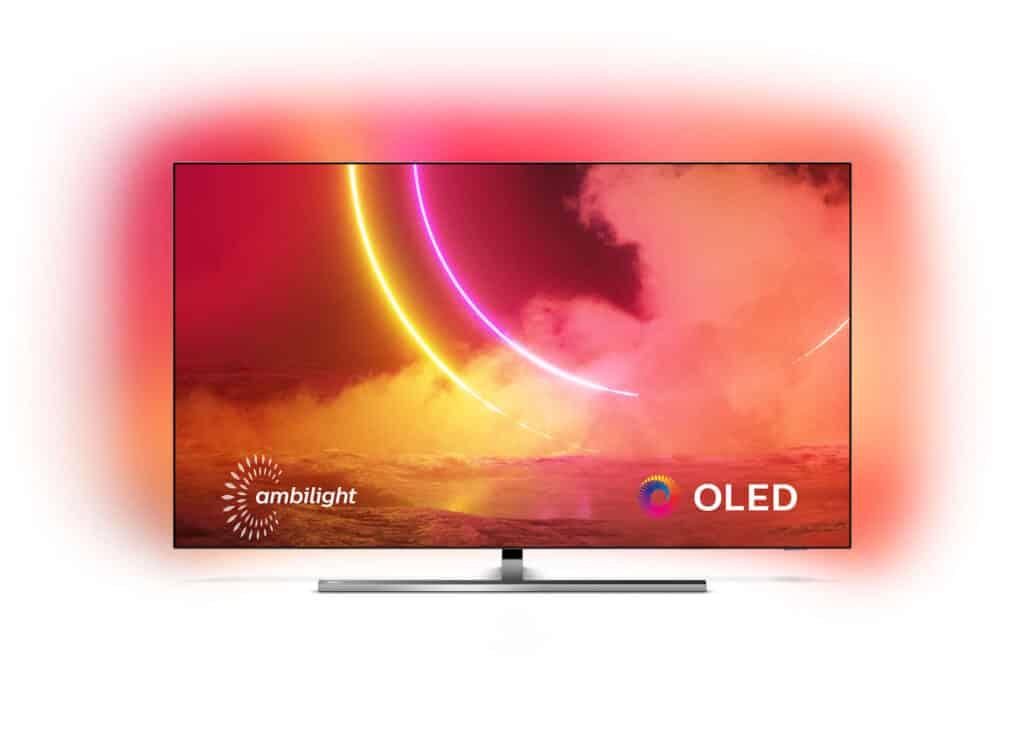 Telewizor Philips 55OLED855/12 55 cali