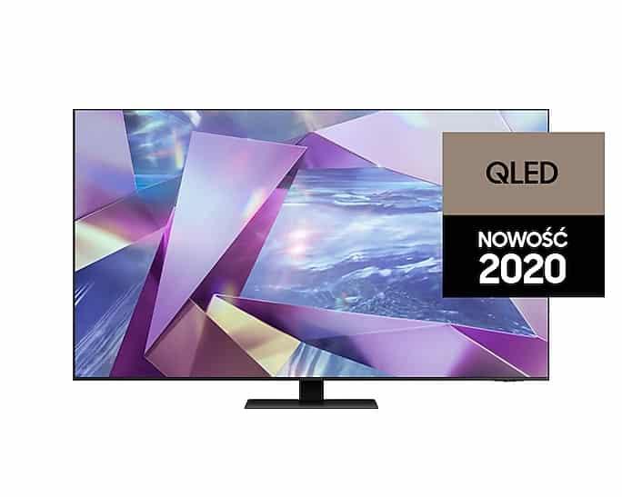 Telewizor Samsung QLED QE65Q700TAT 65 cali