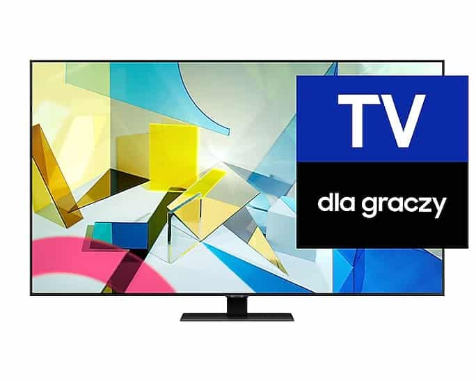 Telewizor 65 cali Samsung QLED QE65Q80TAT