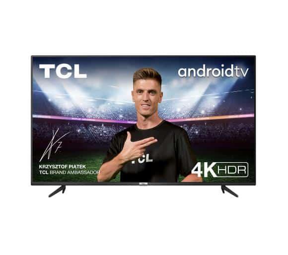 Telewizor TCL 65P615 65 cali