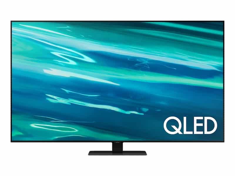 Telewizor Samsung QLED QE55Q80AAT