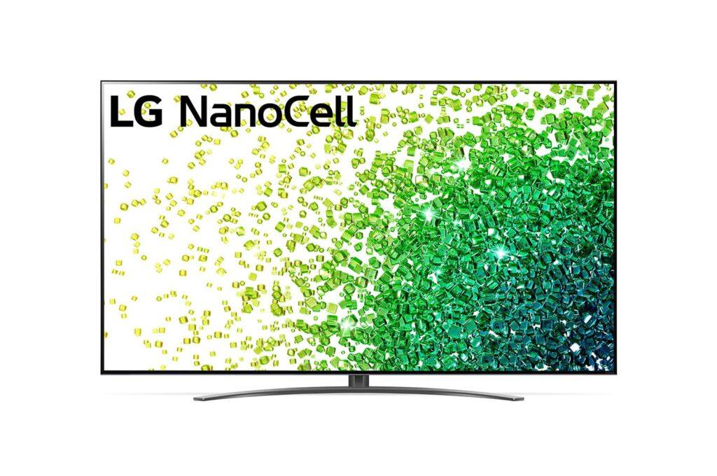 Telewizor LG 55NANO863PA 55 cali