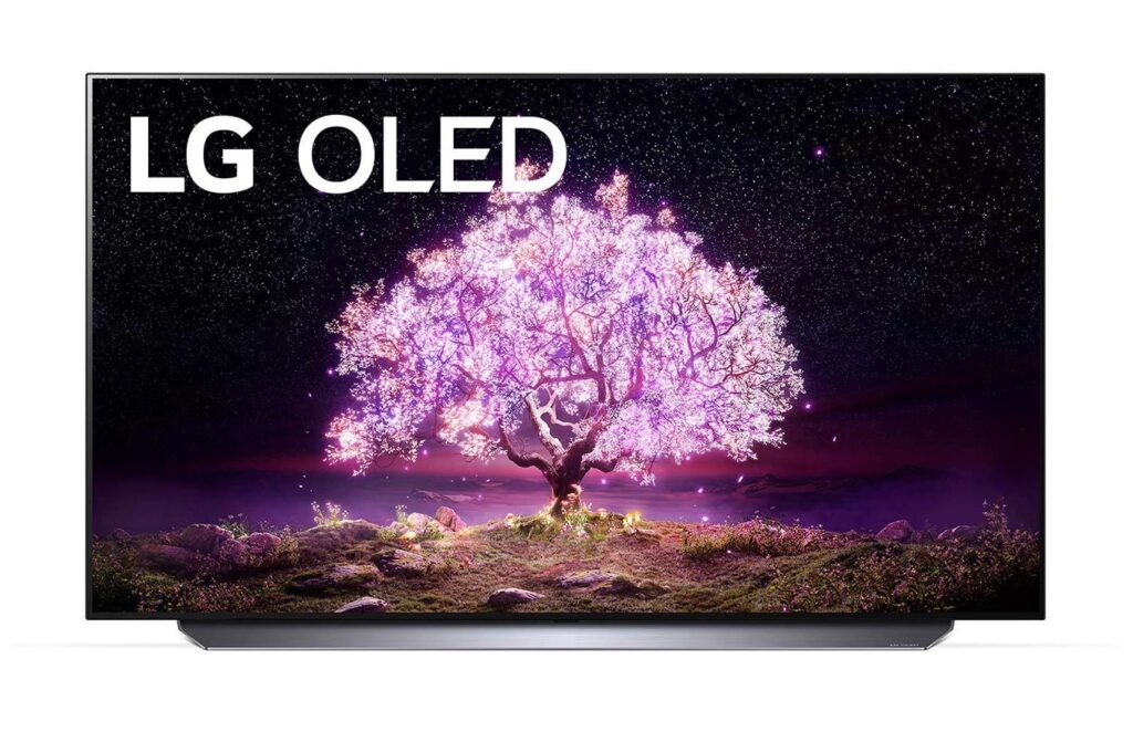 Telewizor LG OLED55C11LB 55 cali