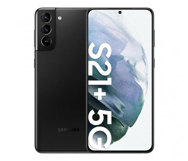 Samsung Galaxy S21+ G996B 8/128 Dual SIM Black 5G