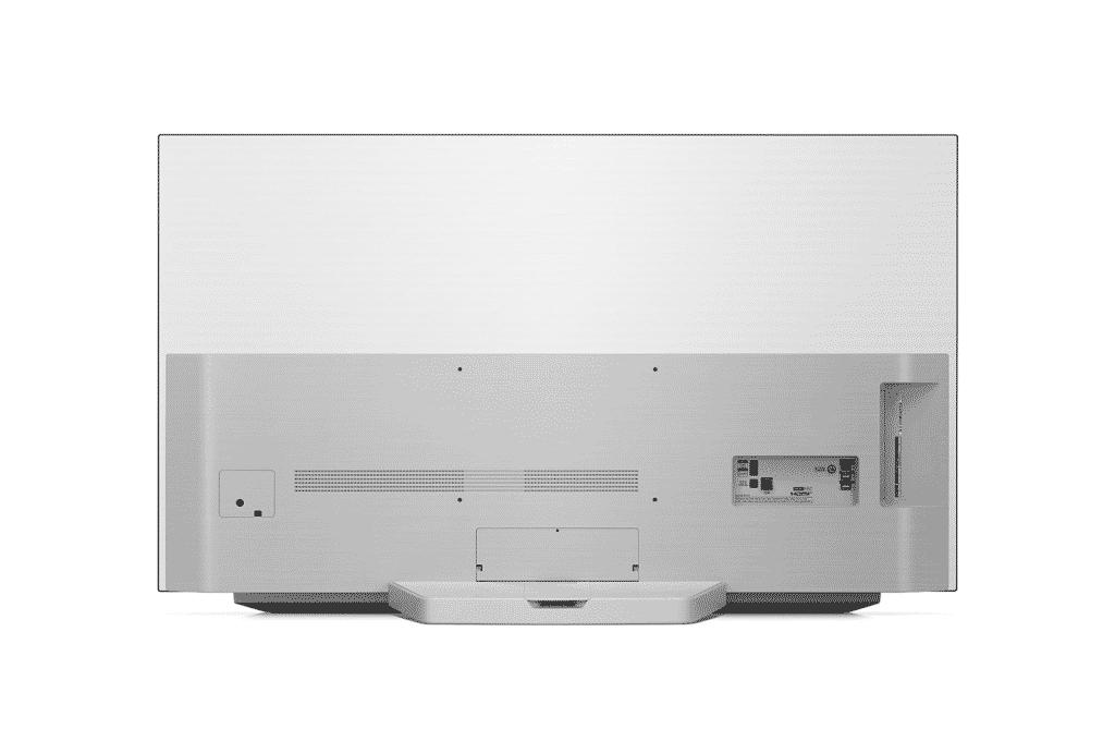 Kolor obudowy LG OLED55C12LA (Vanilla White)