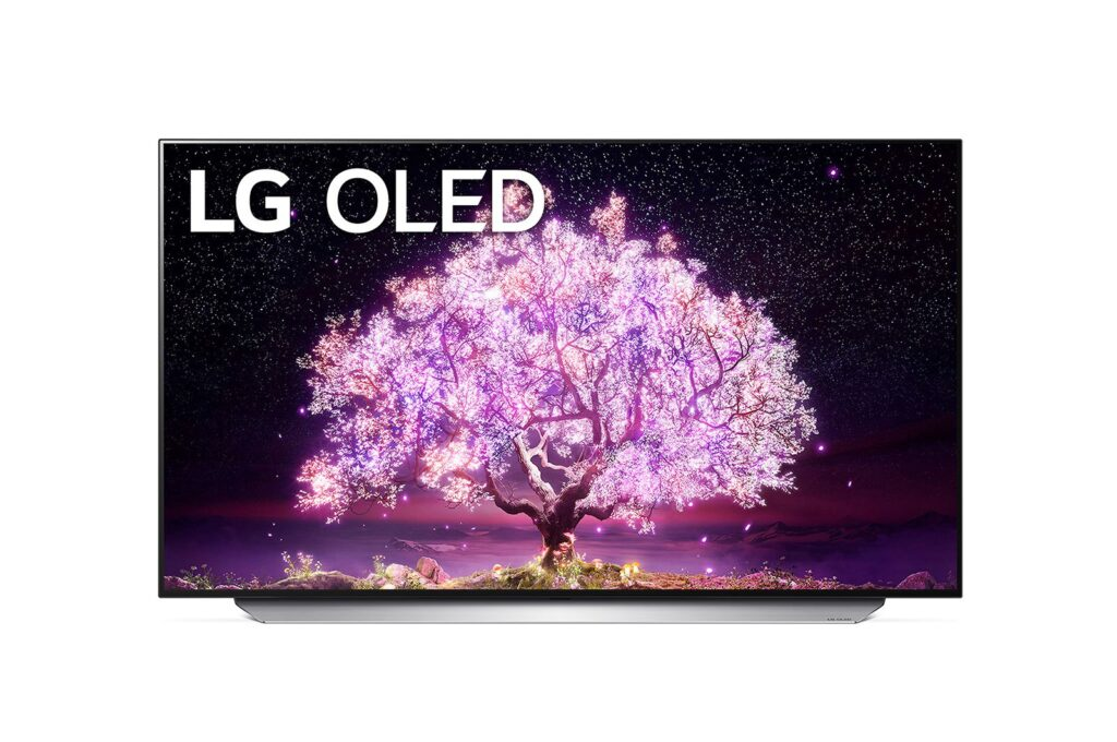 Telewizor LG OLED55C12LA