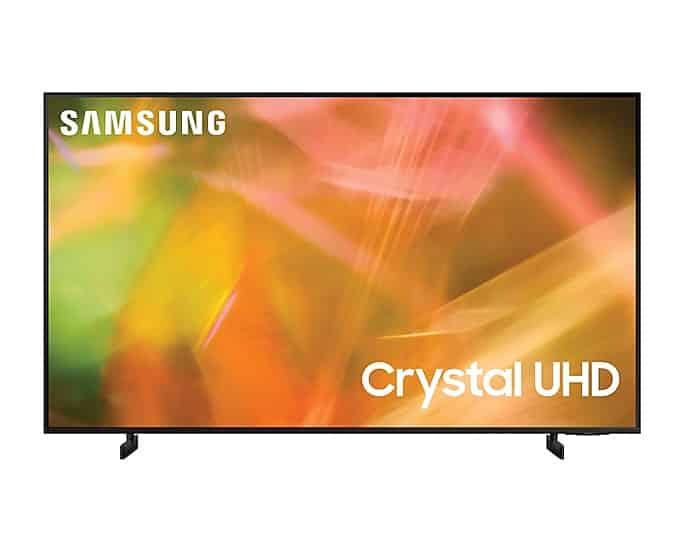 Telewizor Samsung UE55AU8002K 55 cali