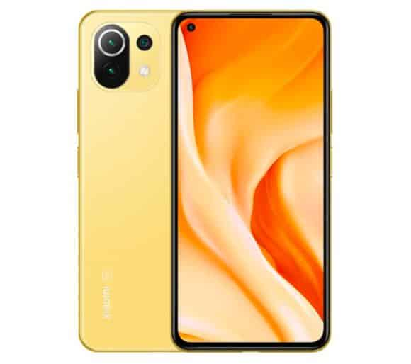 Smartfon Xiaomi Mi Lite 5G
