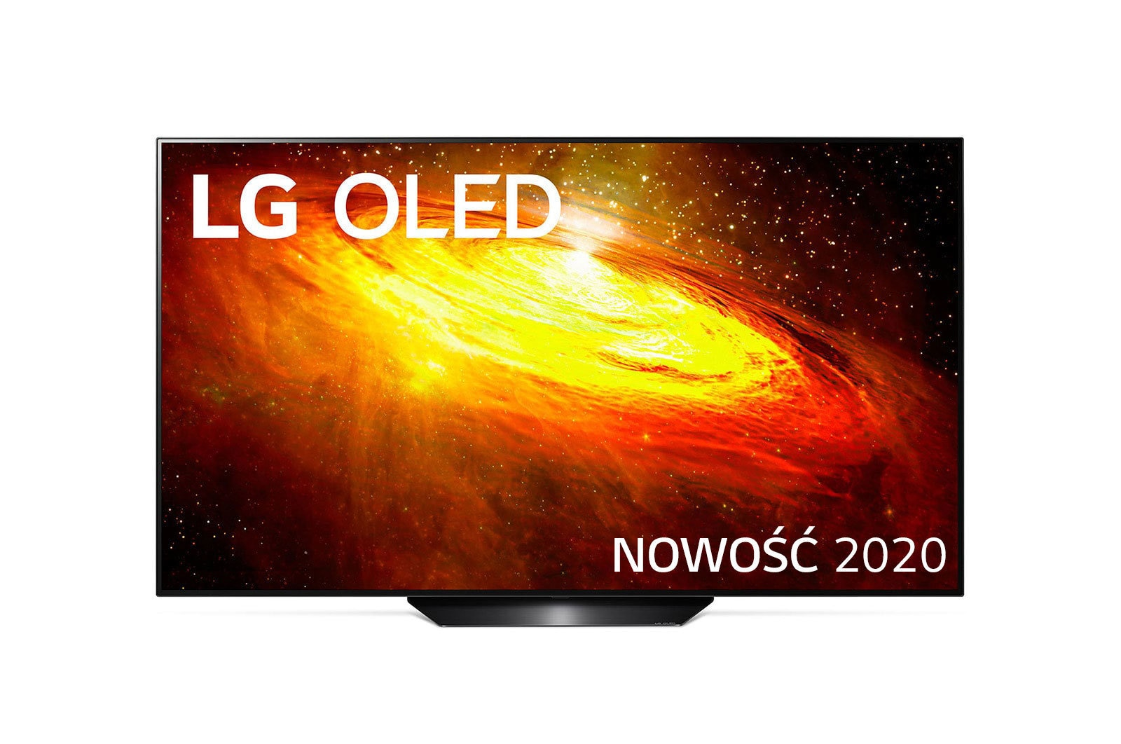 "Telewizor LG OLED65BX 65"" (4k, Smart TV) Czarny"