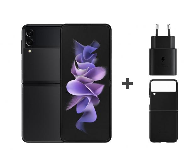 Samsung Galaxy Z Flip3 5G 8/128 Czarny + Cover + Charger
