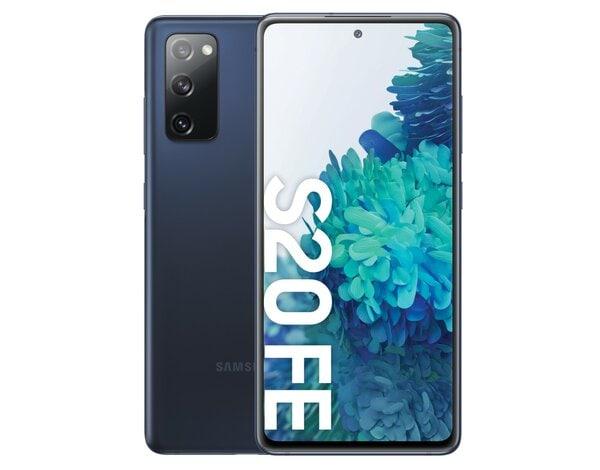 Smartfon SAMSUNG Galaxy S20 FE 6/128GB Niebieski SM-G780GZBDEUE